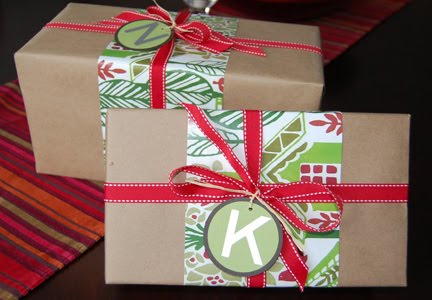 A Kid At Christmas Paper Bag Wrapping Paper Ideas