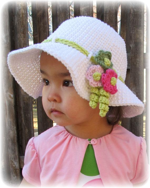 Hobilendik Güzel Yazlık Örgü Şapka