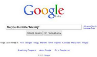 Google Hacking Dorks | Hack Invasion