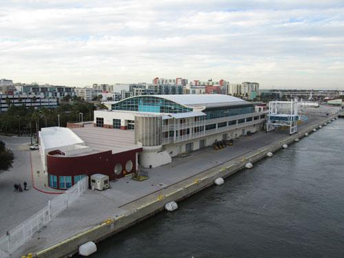 Professor Cruise Ship Cruise Port  Tampa