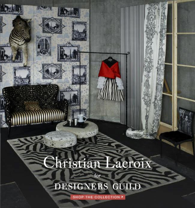 The furniture industry blog april 2011 - Boutique christian lacroix ...