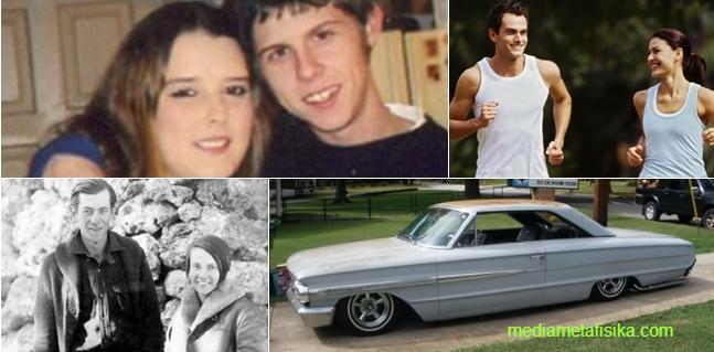 5 Pasangan Ini Menghilang Secara Misterius