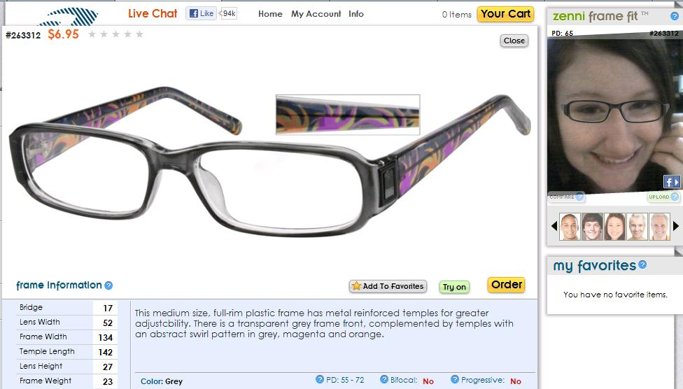 Zenni Optical Work Glasses : Marshas Spot: Zenni Optical--Buy 2 Get 1 Free Special!