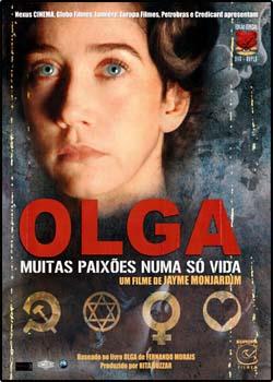 Filme Poster Olga DVDRip XviD & RMVB Nacional