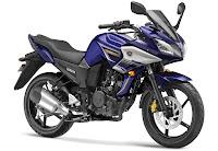 2013 Yamaha Fazer Getaway Blue