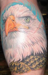Tatuagens aguia