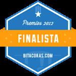 FINALISTAS EN LOS PREMIOS BITÁCORAS 2.012