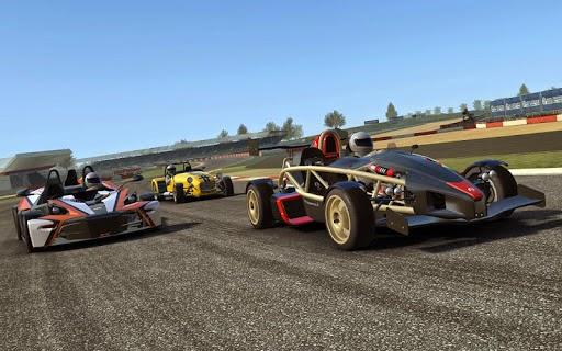 لعبة سباق السيارات ريال ريسنج 3 للاندرويد - Real Racing 3 2.7.0 APK