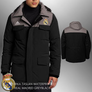 Jaket Real Madrid