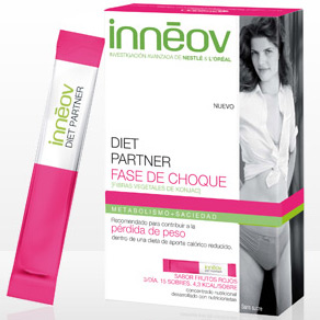 Inneov Diet Partner fase de choque