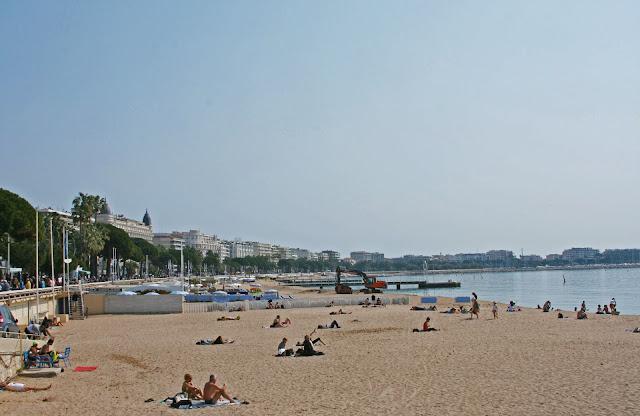 Пляж-Канн