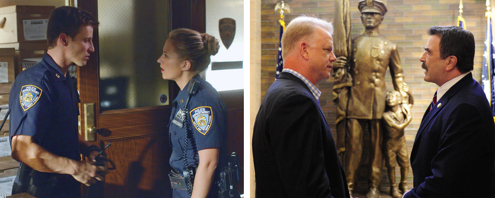 Blue Bloods - Episode 5.02 - Forgive and Forget - Press Release