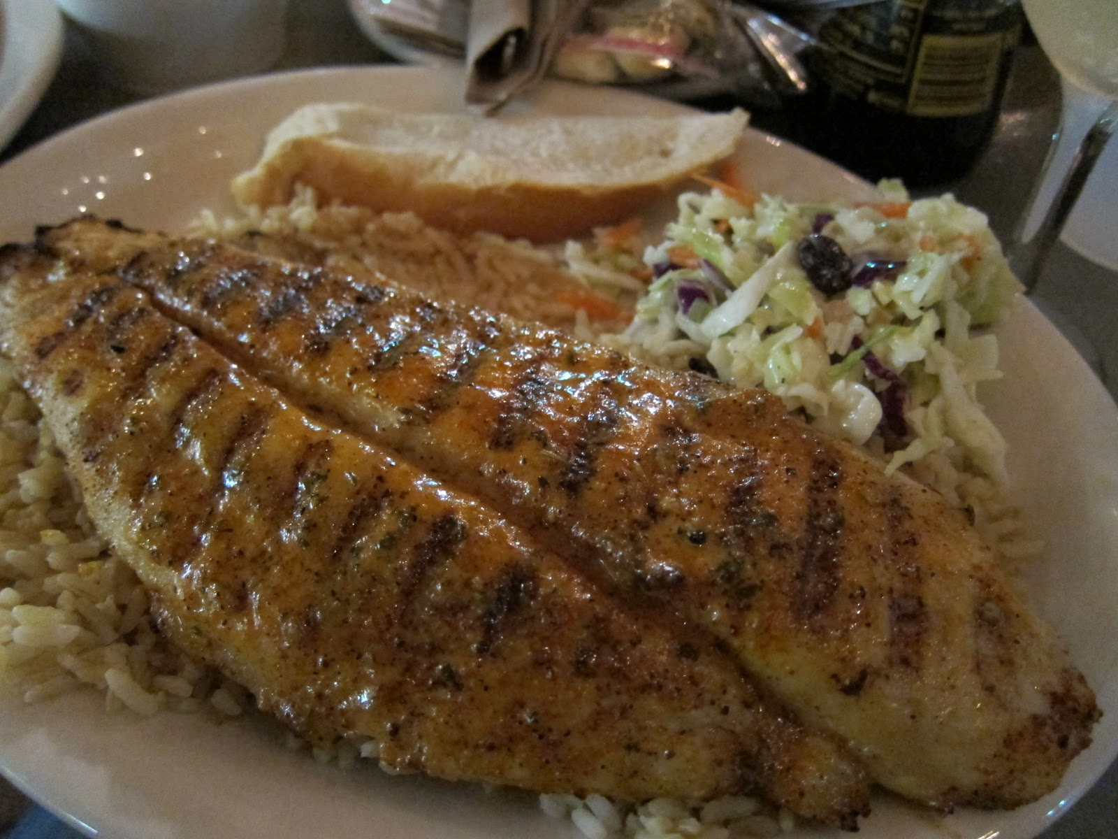 For the love of eating california fish grill irvine for The fish grill