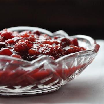 Sos żurawinowy do mięsa - Czytaj więcej »