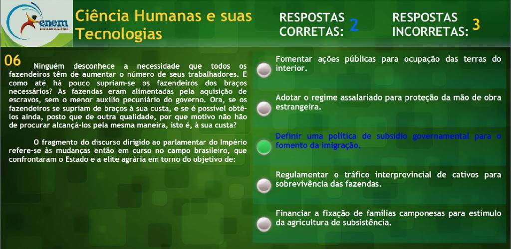 ENEM 2013 - PROVA COMENTADA