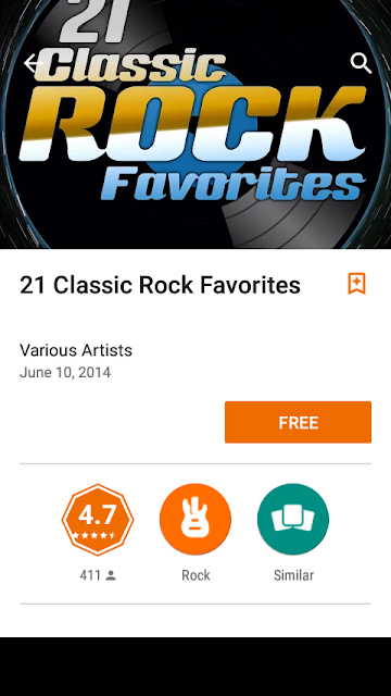 21 Classic Rock Favourites