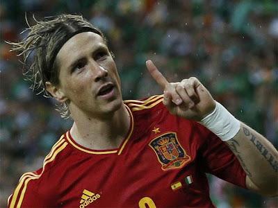 Torres sueña con ganar el mundial en y ante Brasil