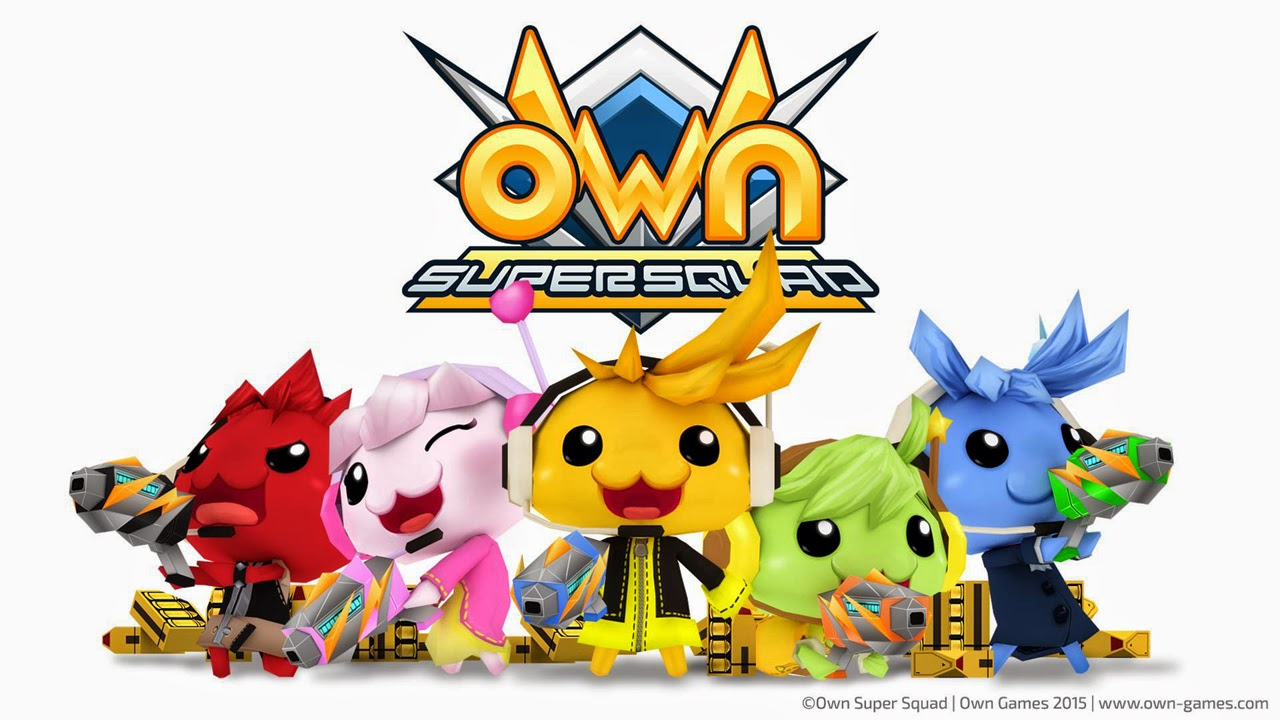 Own Super Squad Gameplay IOS / Android