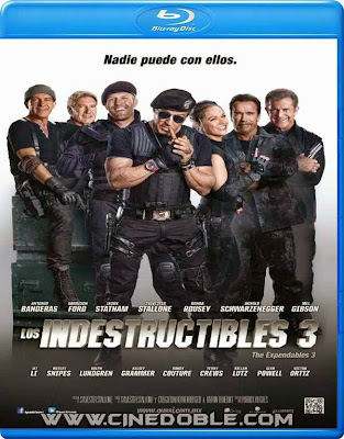 los indestructibles 3 2014 1080p latino Los Indestructibles 3 (2014) 1080p Latino