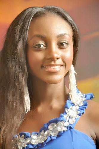 Miss World Nigeria 2012 Damiete Charles-Granville