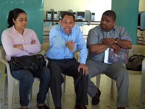 Presidente CNDH y dirigente del PCT advierte está dispuesto a asesinar al periodista Jhonny Alberto Salazar