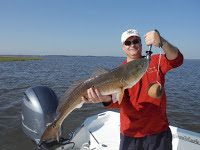 Biggest Redfish 2015
