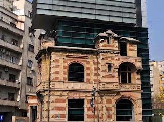 Ουρανοξύστης επάνω σε κτήριο του 19ου αιώνα!