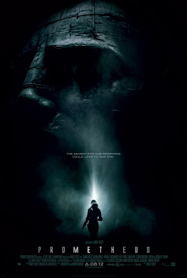 Alien Prequel &#8220;Prometheus&#8221; Theatrical One Sheet Movie Poster