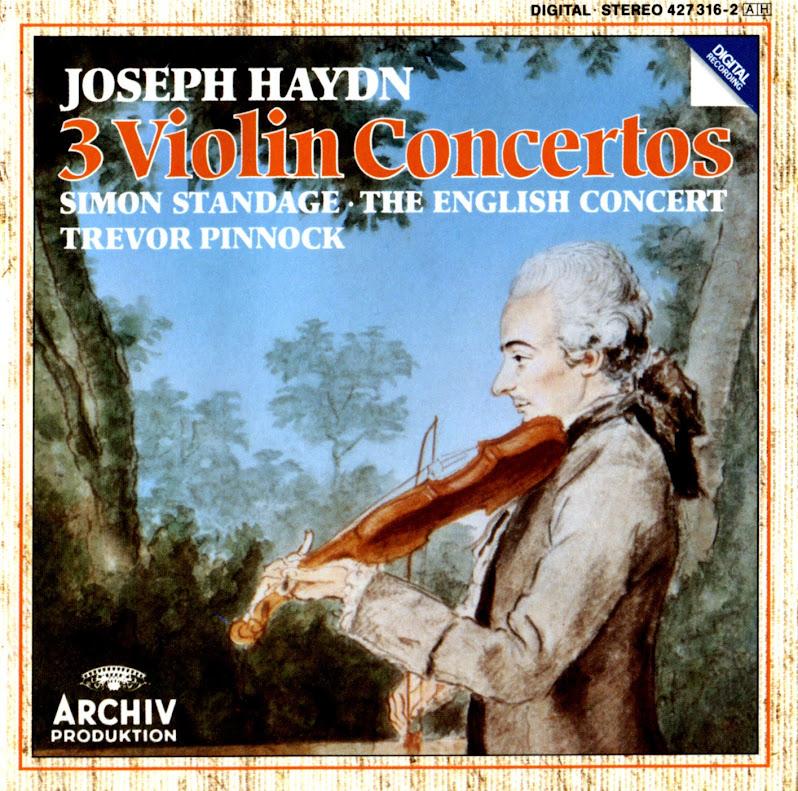 Haydn y Pinnock