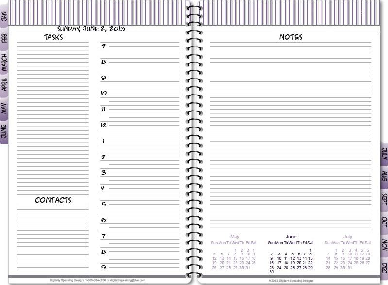Planner Download 2013 Download 2013 Day Planner