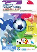 CONCURSO DE PORTEROS Y PENALTYS MAZAGÓN 2017