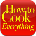 How To Cook Everything iTunes App - Cooking App - By Culinate, Inc - FreeApps.ws