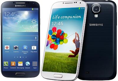 Samsung Galaxy S 4, Galaxy S IV