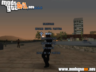 HUD do Michael GTA V