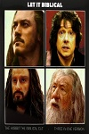 The Hobbit Biblical Cut : Let It Biblical