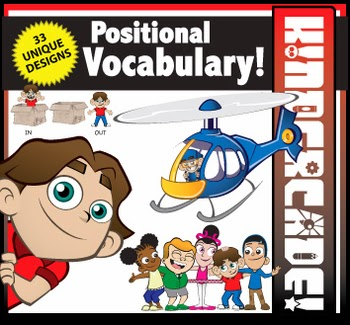 http://www.teacherspayteachers.com/Product/Kindercade-Positional-Vocabulary-and-Spacial-Concept-Clipart-1135832