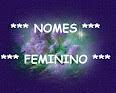 *** NOMES ***