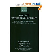 The Economic and Social Consequences of Conflict (War and Underdevelopment, Volume 1)