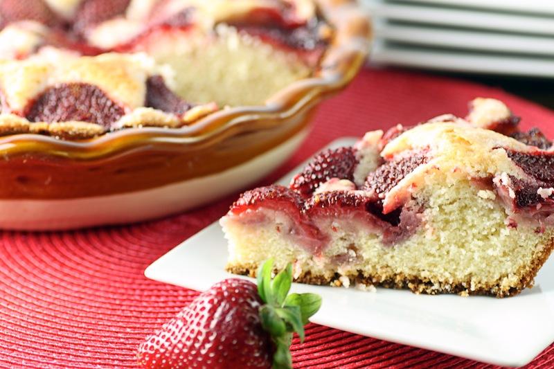 strawberry cake strawberry sparkle cake strawberry short cake cake ...