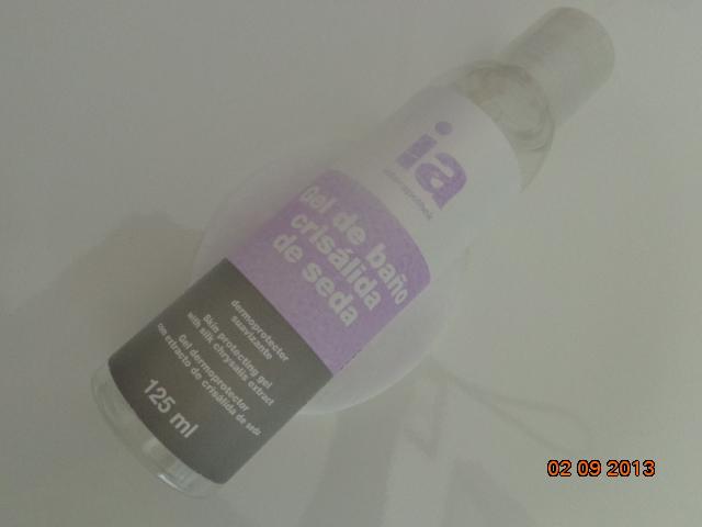 ia gel de baño crisálida de seda