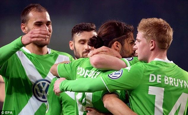 Highlights Wolfsburg 1 – 0 Freiburg (DFB Pokal)