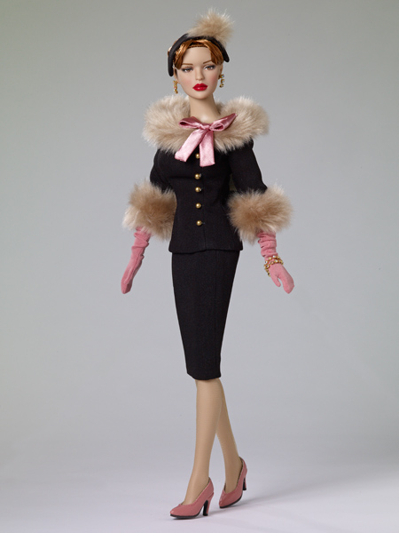 """L/'Amour  DeeAnna Denton outfit only 16/"""" Tonner 2012 Fits Bettie Paige Peggy"""