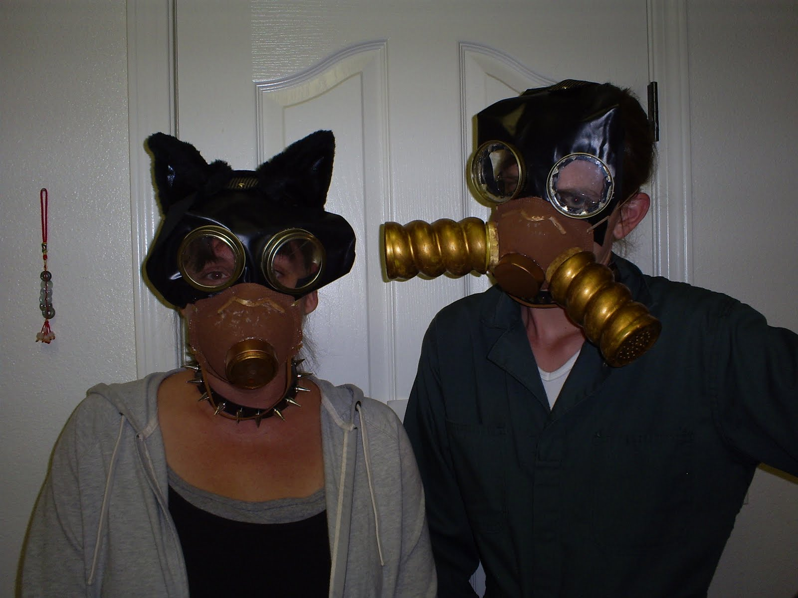 How to Make a Gas Mask How to Make a Gas Mask new images