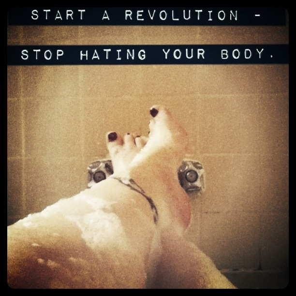 quotes about hating your body - photo #5
