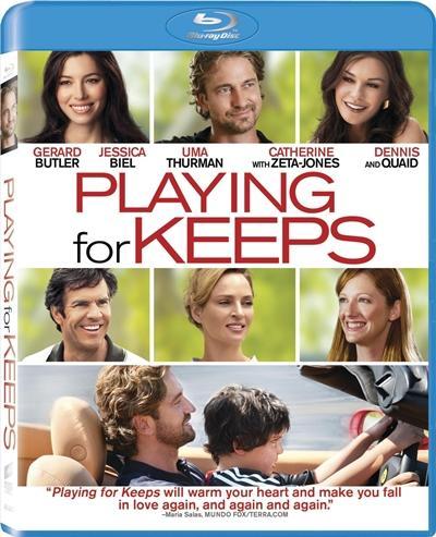 Playing for Keeps 720p HD Español Latino