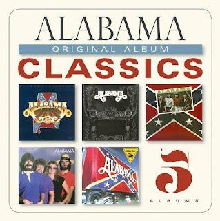 Alabama – Original Album Classics 5CD (2013)
