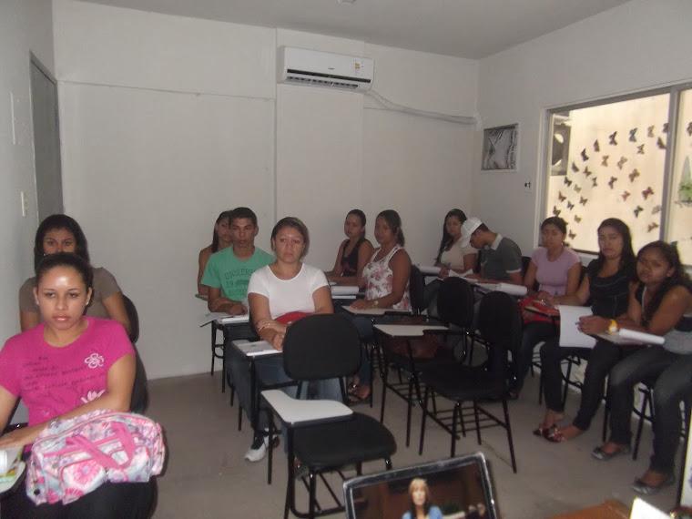 Curso TRATE Maio/2012