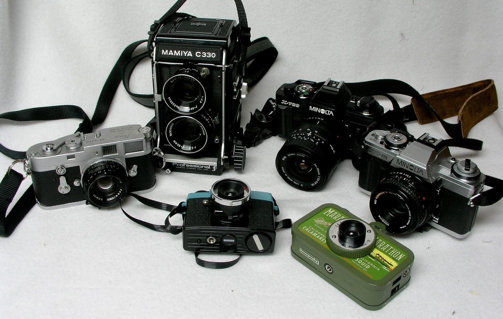 Random Camera Blog: Packing the Camera Bag(s)