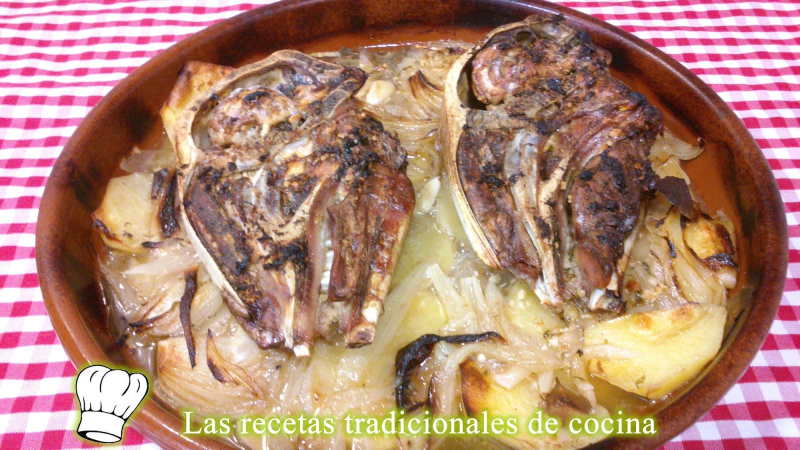 Cocinar Cabeza De Cordero | Receta De Cabeza De Cordero Al Horno Recetas De Cocina Con Sabor