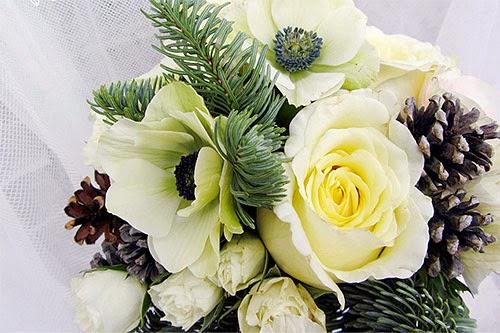 Fotos Con Ramos De Flores - Los 50 ramos de novia más elegantes para 2015: Flores